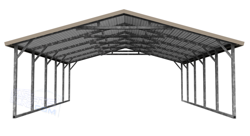 Metal Carports Online   Metal Garages, RV Covers, Carports from $895