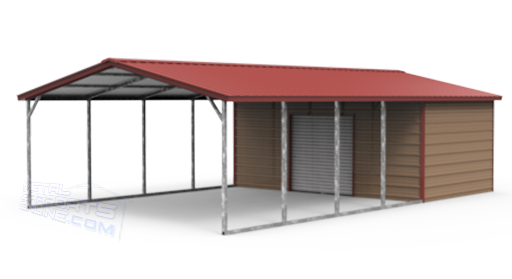 Metal Carports Online | Metal Garages, RV Covers, Carports from $895